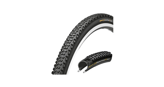 Continental Mountain King CX - Cubiertas - 32-622, RaceSport, plegable negro